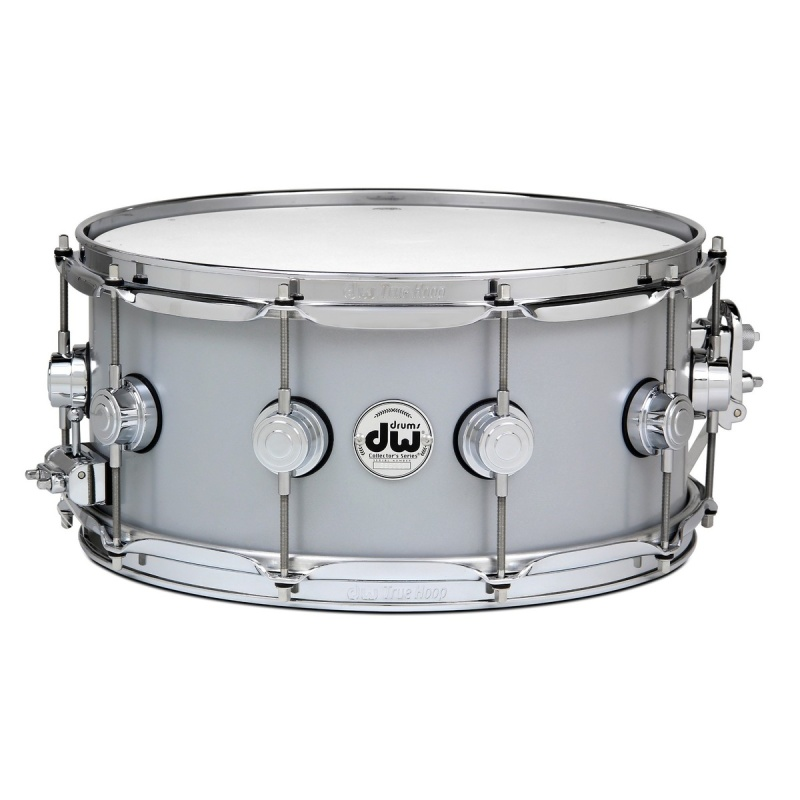 DW Collector's 14×6.5in Thin Aluminium Snare Drum