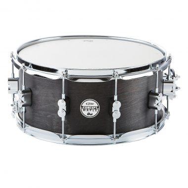 PDP Black Wax 14×6.5in Snare Drum