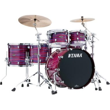 Tama Starclassic Walnut/Birch 5pc Shell Pack – Lacquer Phantasm Oyster