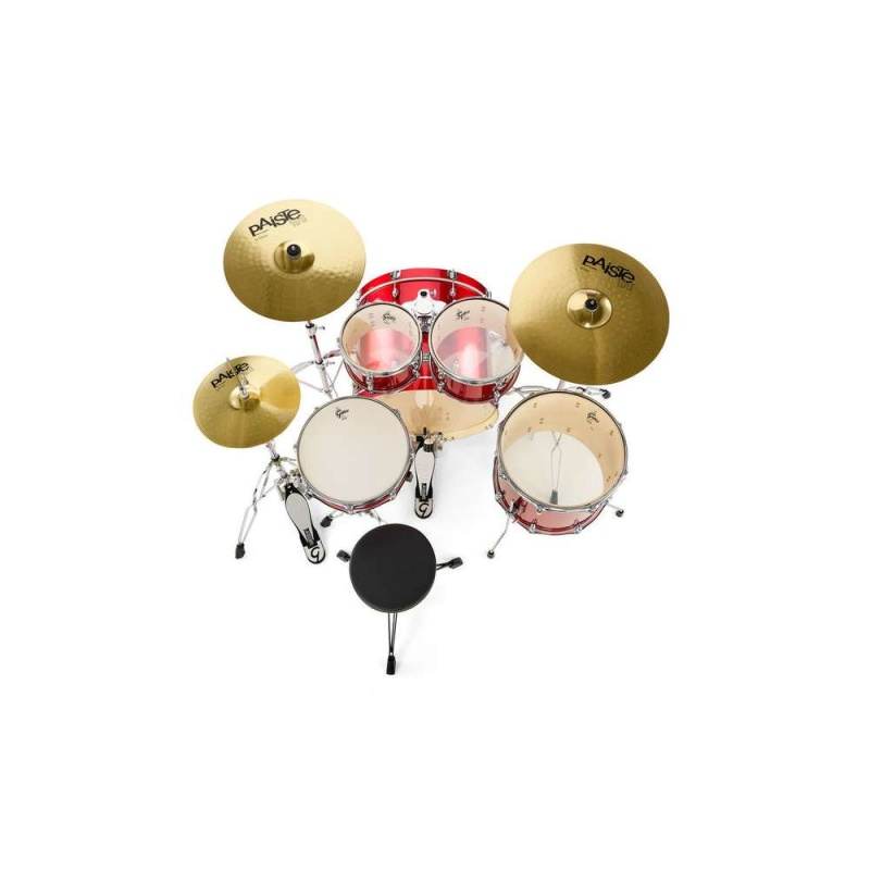 Gretsch Energy 20in Drum Kit With Paiste 101 Cymbals & Hardware – Wine Red