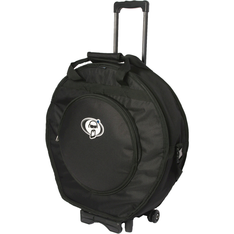 Protection Racket Deluxe 24in Cymbal Trolley Case