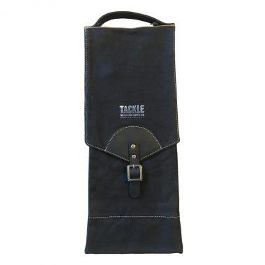 Tackle Waxed Canvas Stick Bag – Black