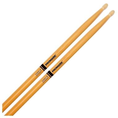 Promark Classic 2B ActiveGrip Clear Drumsticks