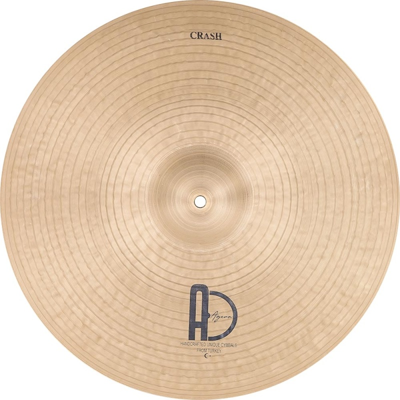 Agean Special Jazz 18in Thin Crash