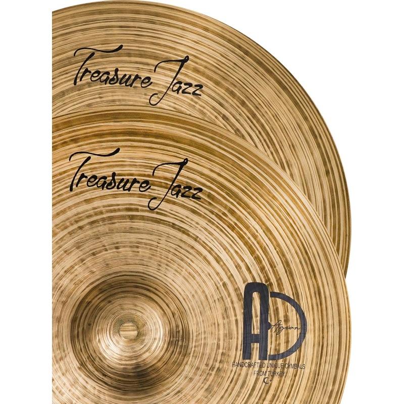 Agean Treasure Jazz 14in Regular Hi-Hats