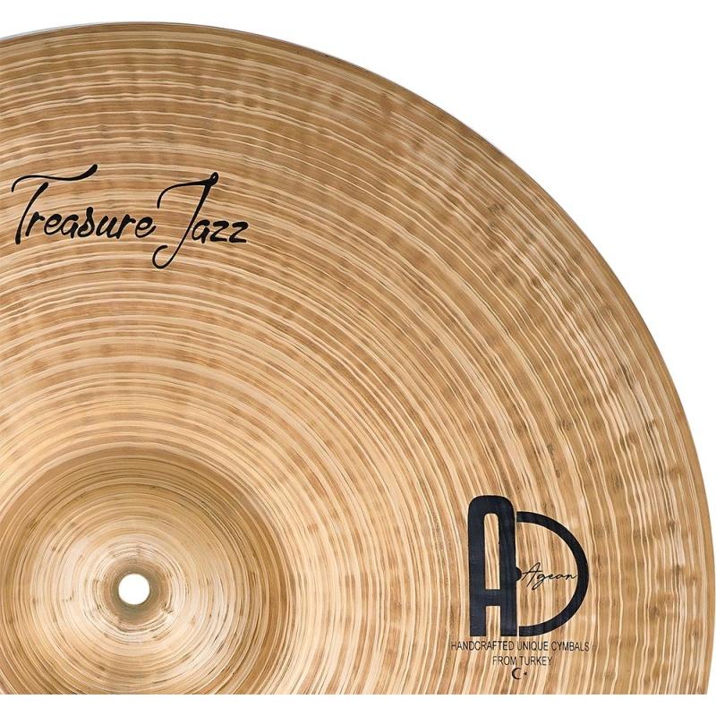 Agean Treasure Jazz 20in Crash Ride