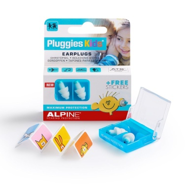 Alpine Pluggies Kids Ear Plugs
