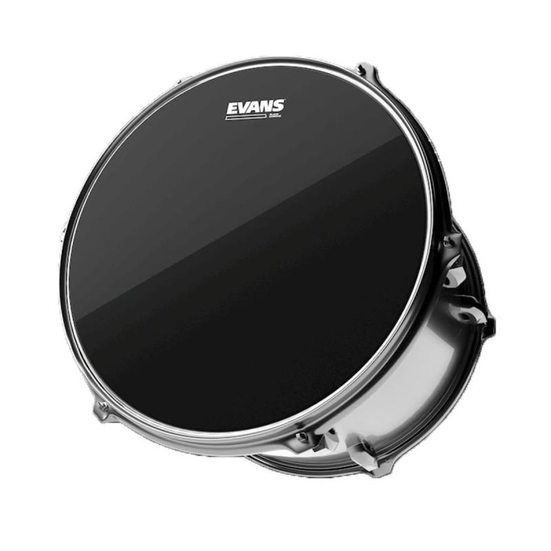 Evans Black Chrome 10in Drum Head