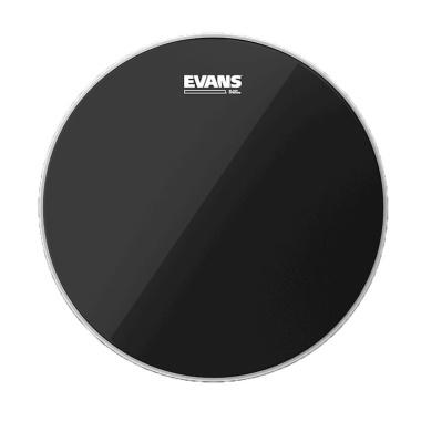 Evans Black Chrome 12in Drum Head