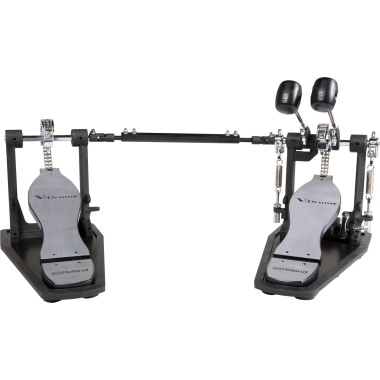 Roland RDH-102 Double Kick Pedal with Noise Eater Technology