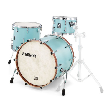 Sonor SQ1 Series 22in 3pc Shell Pack – Cruiser Blue