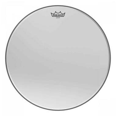 Remo 22in Starfire Chrome Bass Drum Head