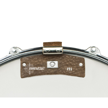 Snareweight M1 Drum Dampening System – Brown