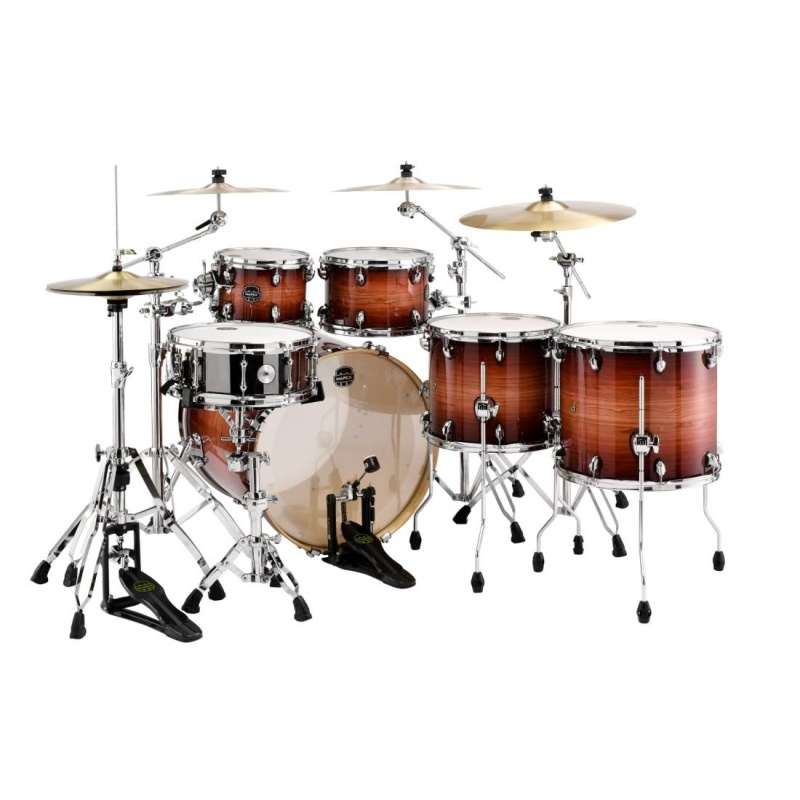 Mapex Armory 6pc Power Fusion Shell Pack – Redwood Burst