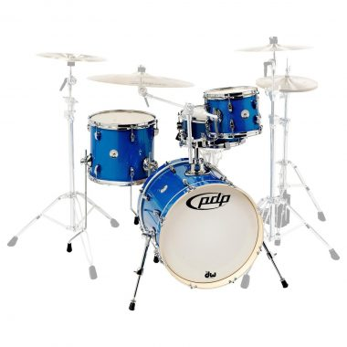 PDP New Yorker 4pc Compact Shell Pack – Sapphire