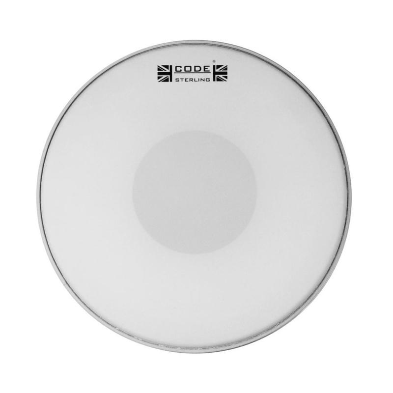 CODE 13in Sterling Coated Drum Head
