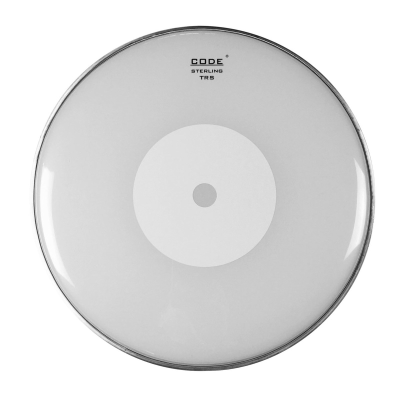 CODE 14in Sterling TRS Smooth White Drum Head