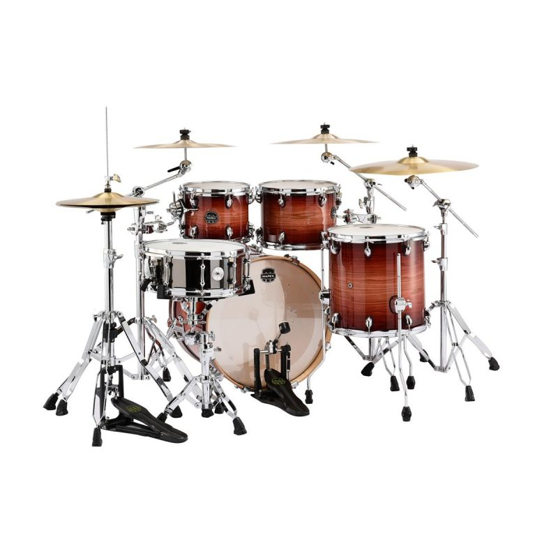 Mapex Armory 22in Rock Fusion 5pc Shell Pack – Redwood Burst