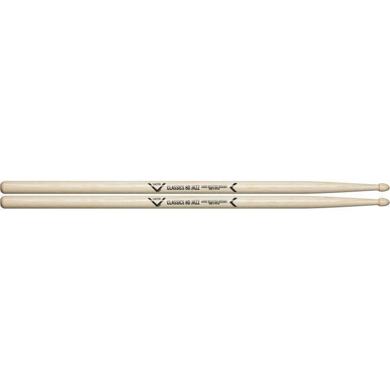 Vater Classics 8D Jazz Sticks – Wood Tip