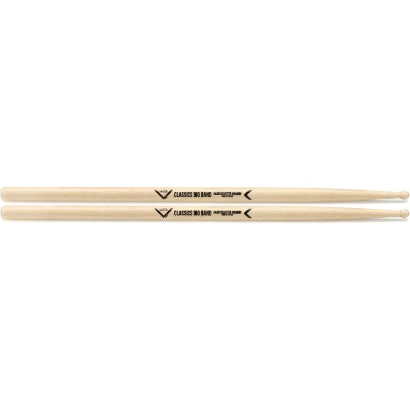 Vater Classics Big Band Sticks – Wood Tip