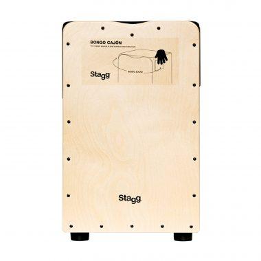Stagg Bongo Cajon – Standard Cajon With Bongo Side