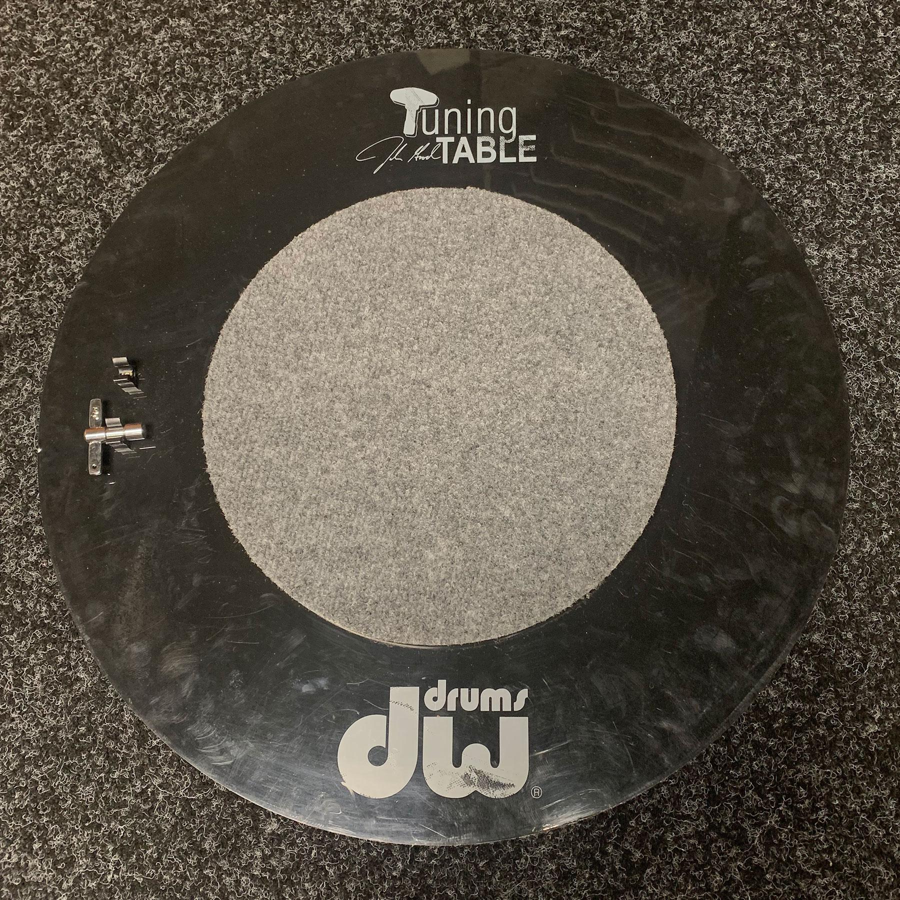 DW John Good Tuning Table - DWCPJGTBL - Pre-owned