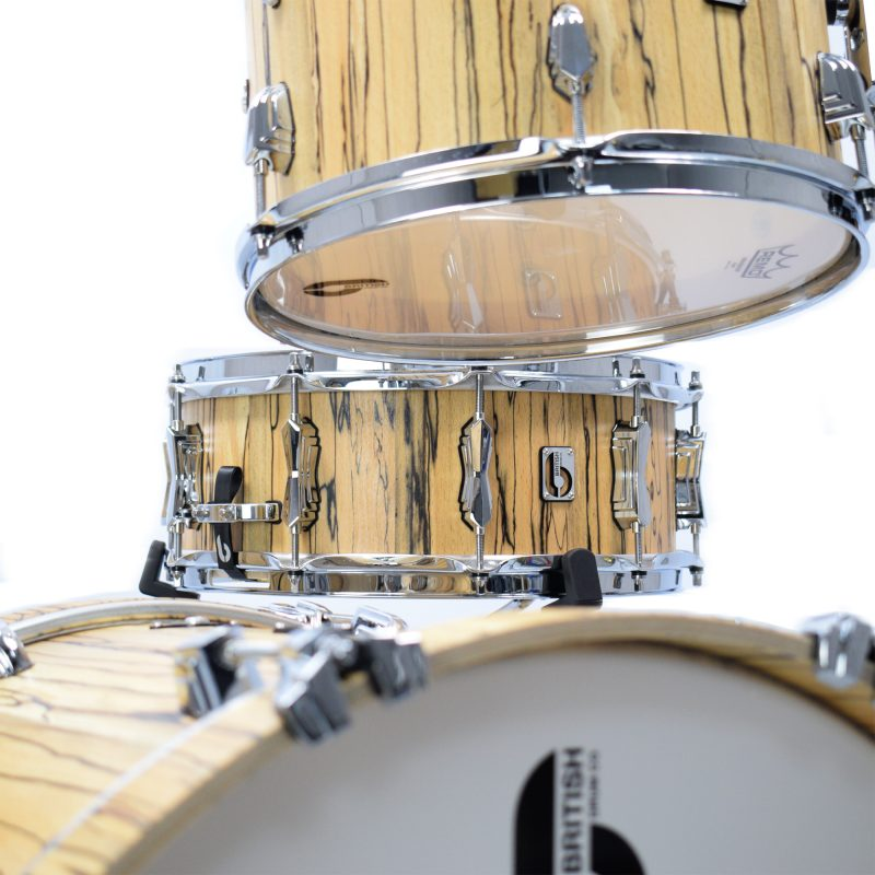 British Drum Co Legend Series 20in 4pc Shell Pack