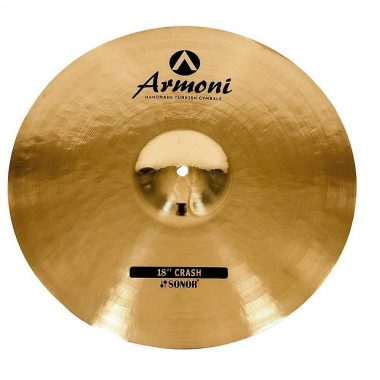 Sonor Armoni 18in Crash Cymbal