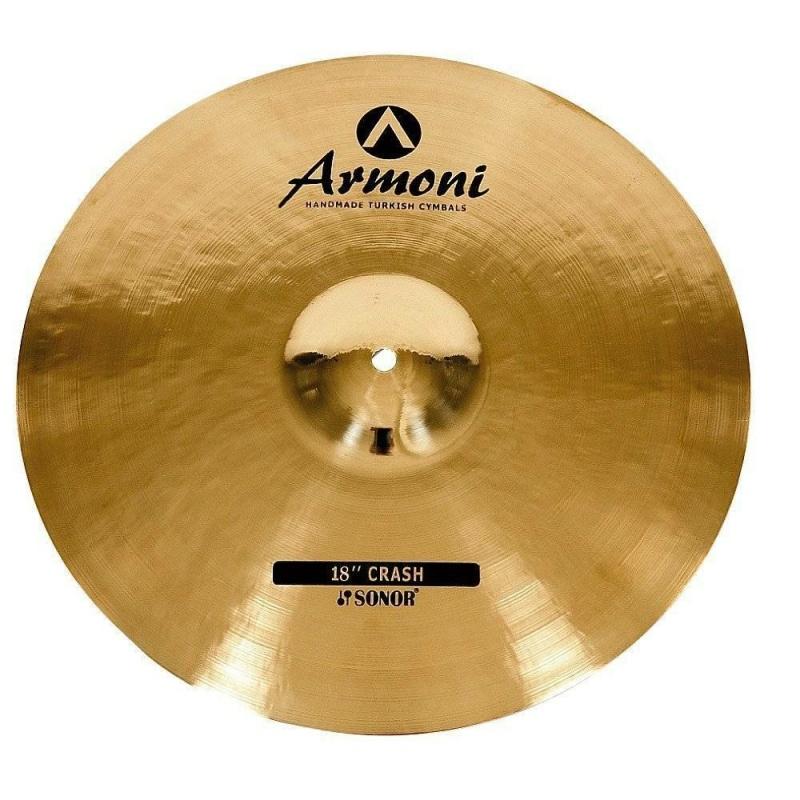 Sonor Armoni 18in Crash Cymbal