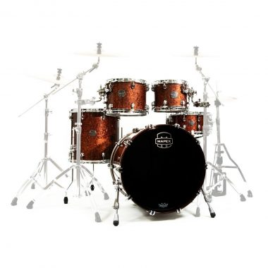 Mapex Saturn V Limited Edition 5pc Shell Pack – Quilted Maple