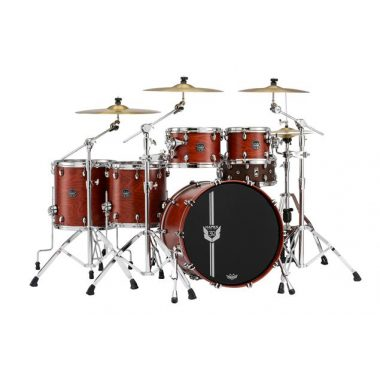 Mapex 30th Anniversary 5pc Maple Shell Pack – Garnet Flame