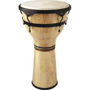 Stagg 10in Wood Djembe  – Natural DWM-10-N