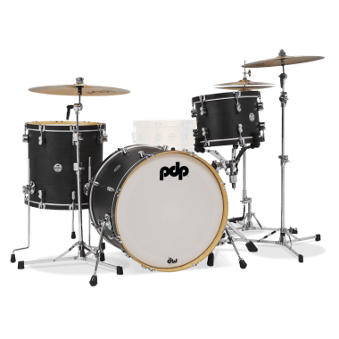 PDP Concept Classic 22in 3pc Shell Pack – Ebony Stain