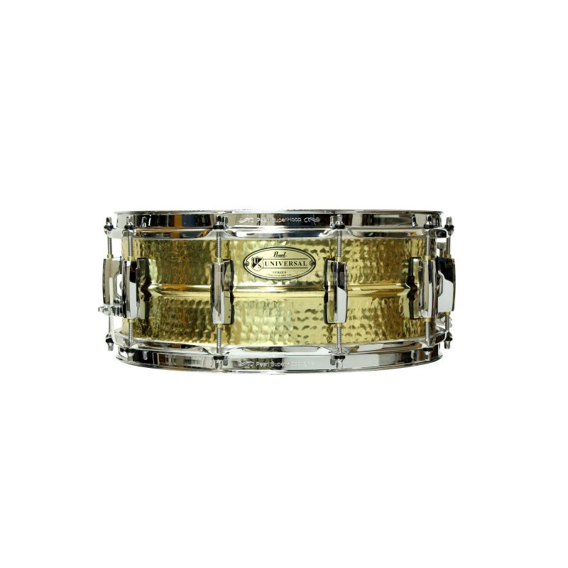 Pearl Universal Series 14×5.5in Brass Snare