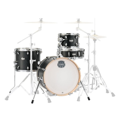 Mapex Mars 18in Be Bop 4pc Shell Pack – Nightwood
