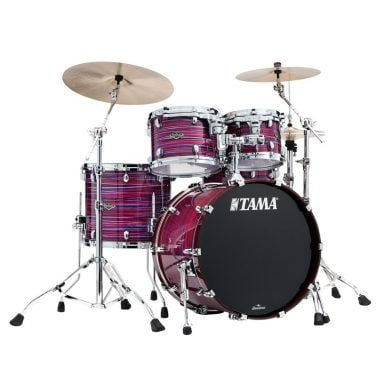 Tama Starclassic Walnut/Birch 22in 4pc Shell Pack – Lacquer Phantasm Oyster