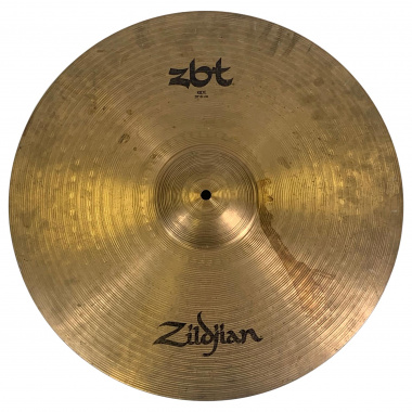 Zildjian ZBT 20in Ride Cymbal – Pre-owned