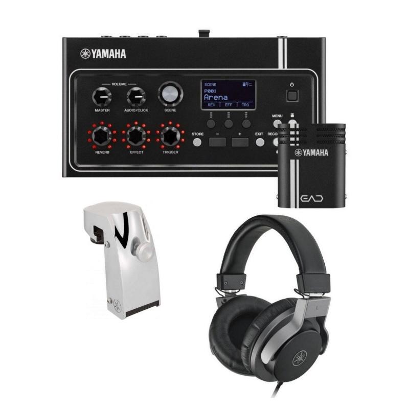 Yamaha EAD10 Electronic Acoustic Drum System – PRO BUNDLE 2