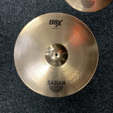 Sabian B8X 20in Ride – Pre-owned
