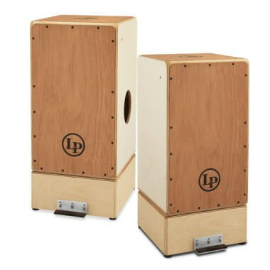 Latin Percussion 3-Zone Americana Box Kit