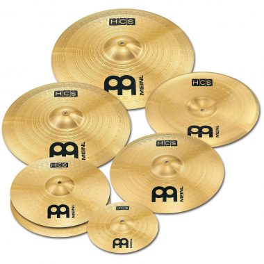 Meinl HCS Super 6 Set Cymbal Pack