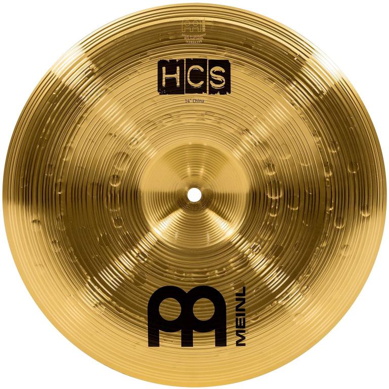 Meinl HCS 14in China Cymbal
