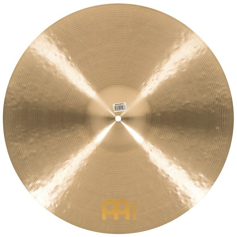 Meinl Byzance Jazz 20in Medium Thin Crash