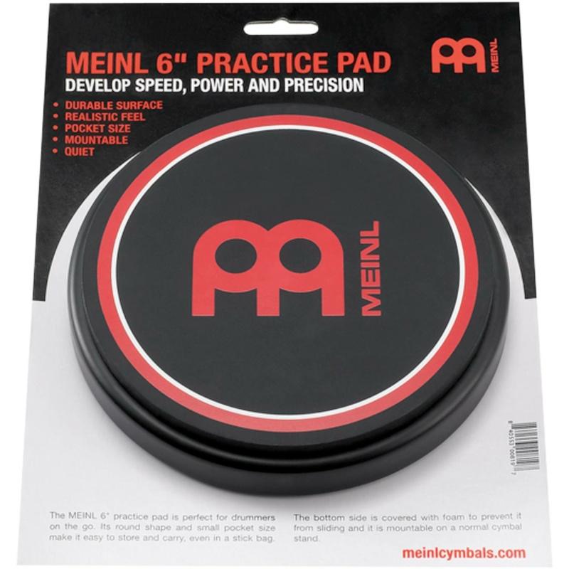 Meinl 6in Practice Pad – MPP-6