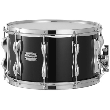 Yamaha Recording Custom 14x8in Birch Snare – Solid Black