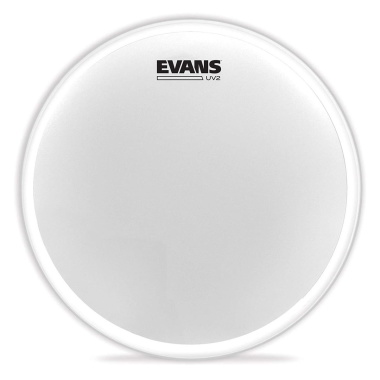 Evans UV2 Coated 13in Drum Head