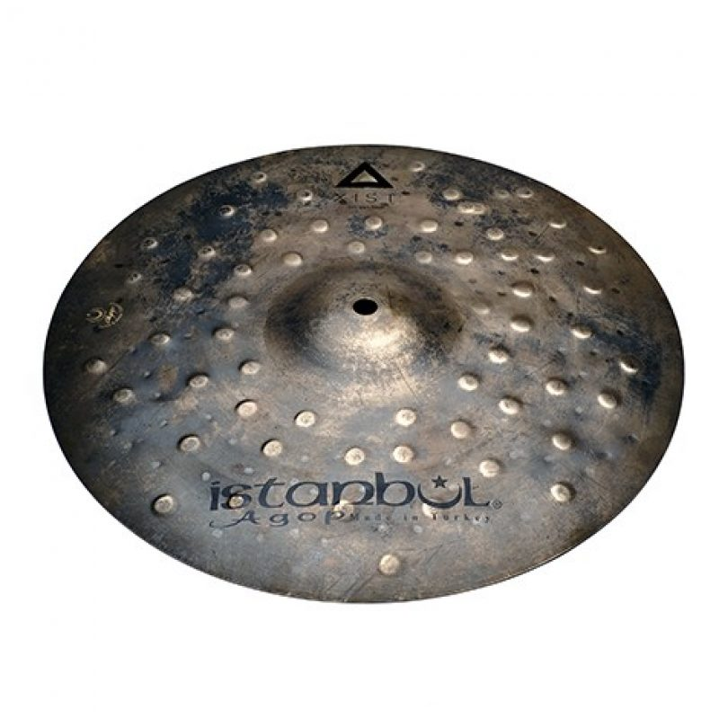Istanbul Xist Dry Dark 10in Splash Cymbal