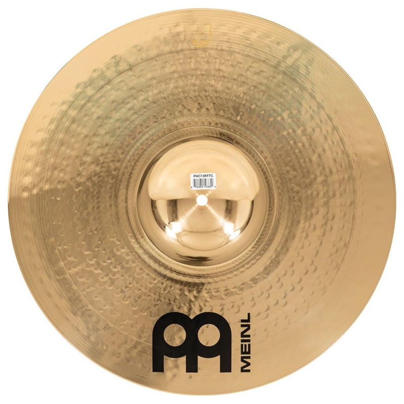 Meinl Pure Alloy Custom 18in Medium Thin Crash