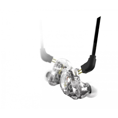 Stagg SPM-235 Dual Driver In Ear Monitors – Clear