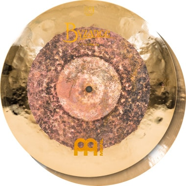 Meinl Byzance 14in Dual Hi-Hats